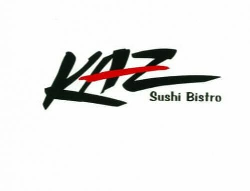 KAZ Sushi Bistro Commits to 100% Wind Power