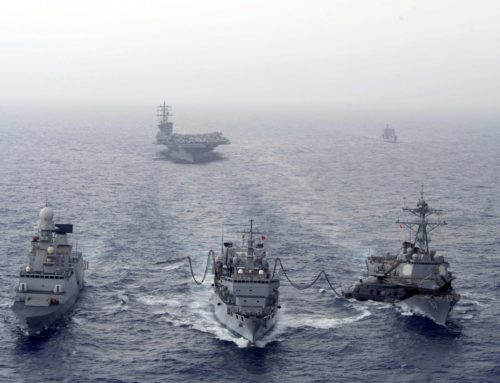 The Navy Builds Strength By Saving Energy