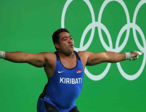 Rio 2016: Kiribati Weightlifter Dances To Highlight Climate Change