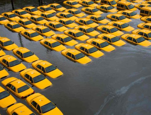 Hurricane Sandy-Level Floods Rising So Sharply That They Could Become Normal