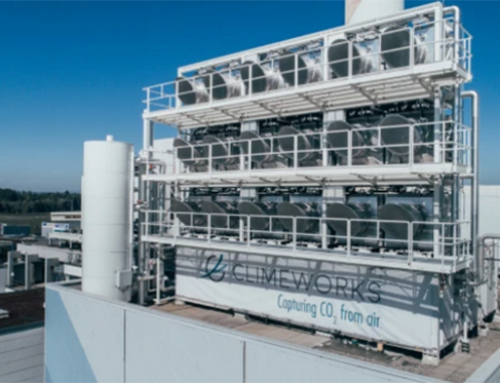 Climeworks Carbon Capture Device Will Save Us From Climate Change