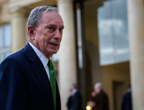 Michael Bloomberg Helps Lead America's Pledge and Climate Commitments