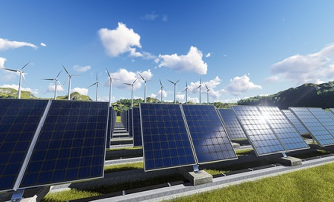 These States Added The Most Wind And Solar Energy Over The