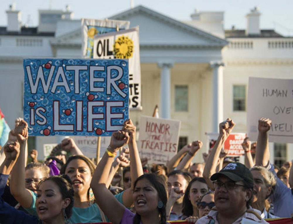 Dakota Access Pipeline Spill