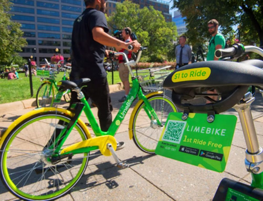 Will Dockless Bike Services Boost Bike Commuting?