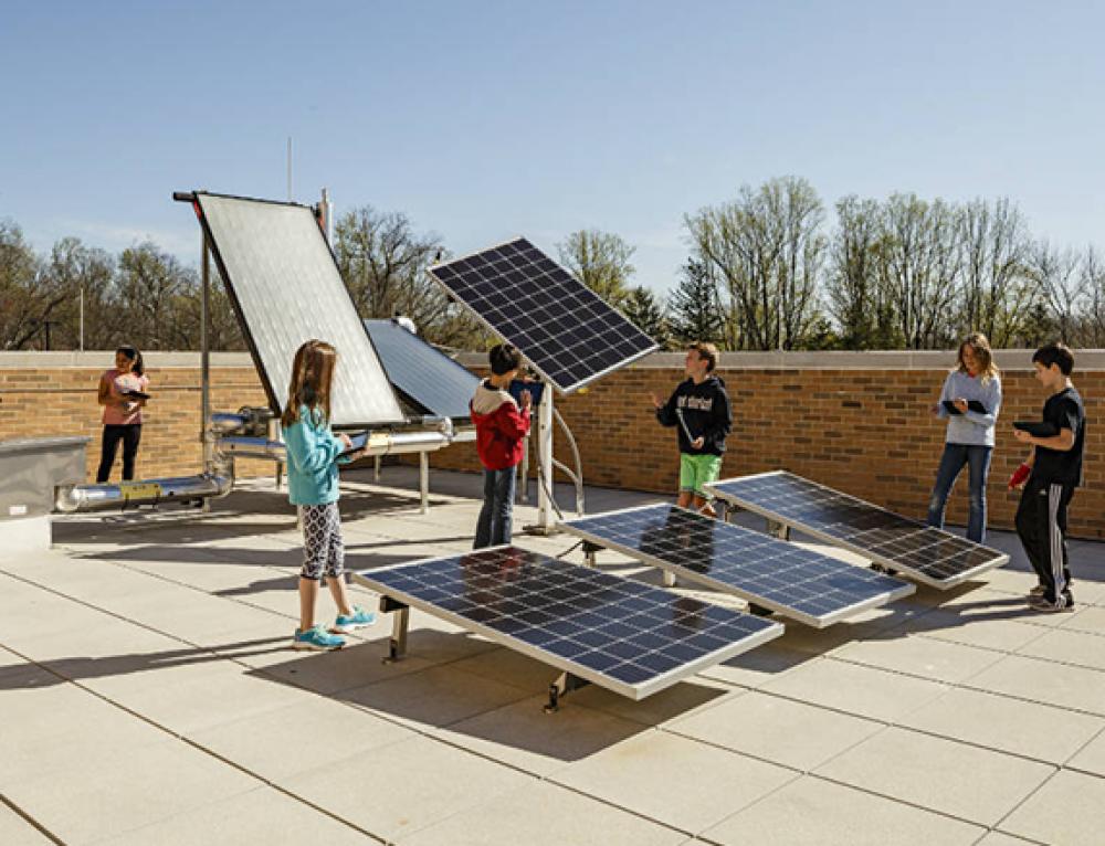 5,500 U.S. Schools Use Solar Power