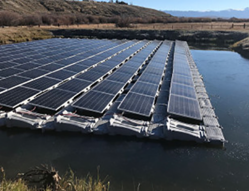 Colorado Harnesses The Power Of The Sun With Floating Solar Panels