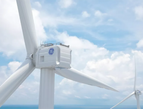 These Huge New Wind Turbines are a Marvel