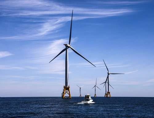 Something New May Be Rising in California: Offshore Wind Farms