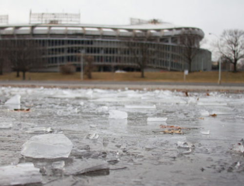 Impact Of New Redskins Stadium On River Health