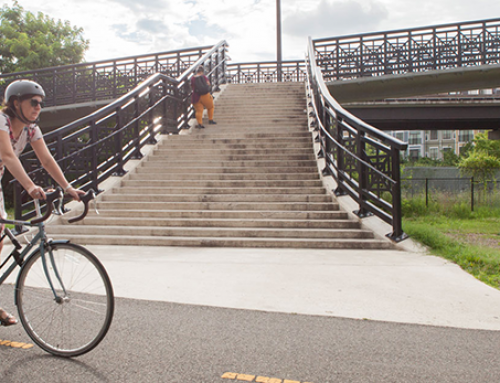 Transportation Planners Sketch Out Vision for Region-Wide Bike Trail Network Through 2045