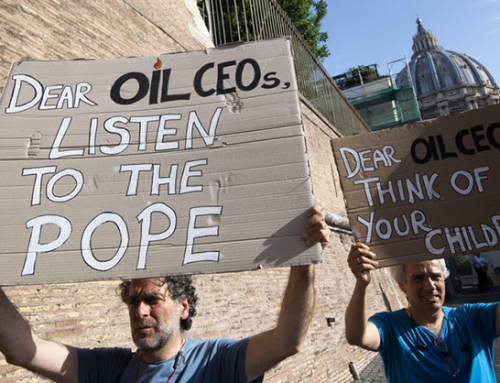 Major Oil Companies Commit to Carbon Pricing at Vatican