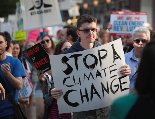 The World Has 12 Years To Act On Climate Change: What Does That Really Mean?